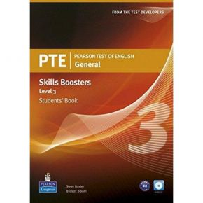 PΤΕ General Skills Boosters 3 - Student's Book (Βιβλίο Μαθητή+CD)