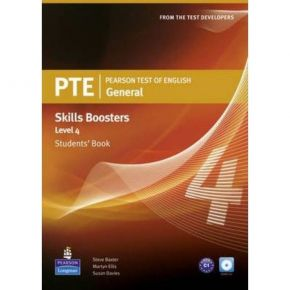 PΤΕ General Skills Boosters 4 - Student's Book (Βιβλίο Μαθητή+CD)