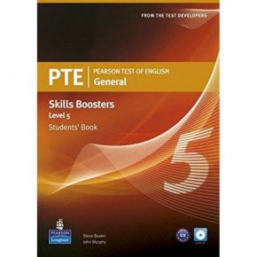 PΤΕ General Skills Boosters 5 - Student's Book (Βιβλίο Μαθητή+CD)