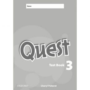 Quest 3 - Test Book