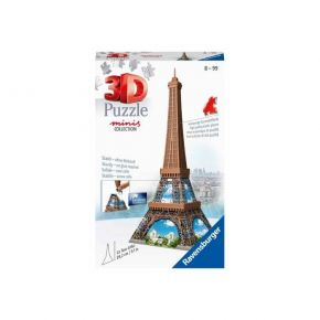 Ravensburger 3D Puzzle Minis 54 τεμ. Eiffel Tower
