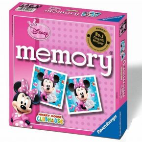 Ravensburger Επιτραπέζιο Μνήμης Memory Minnie Mouse