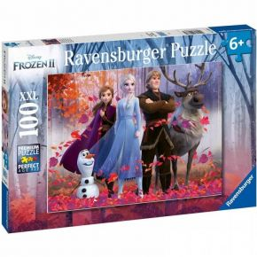 Ravensburger Παζλ 100XXL τεμ. Disney Frozen II