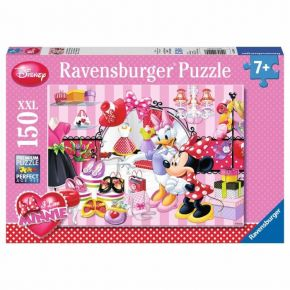 Ravensburger Παζλ 150XXL τεμ. Minnie's Shopping Spree