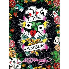 Ravensburger Παζλ 500 τεμ. Ed Hardy: Love is a Gamble
