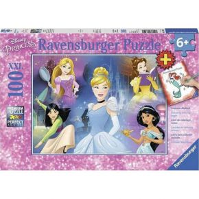 Ravensburger Παζλ Disney Princess 100XXL pcs 13699