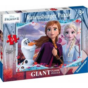 Ravensburger Παζλ Frozen 2 Giant Floor Puzzle 24pcs