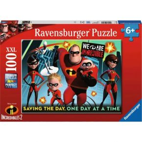 Ravensburger Παζλ The Incredibles 2 100XXL pcs