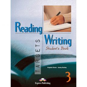 Reading And Writing Targets 3 - Student's Book (Βιβλίο Μαθητή)