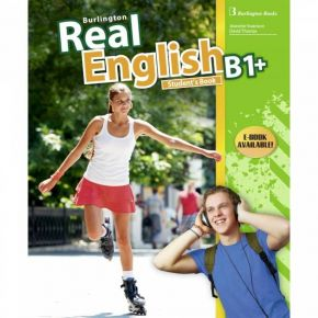 Real English B1+ Student's Book (Βιβλίο Μαθητή)