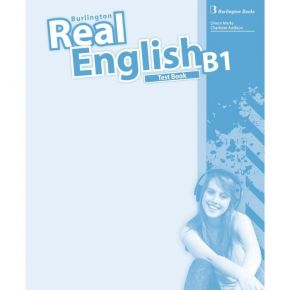Real English B1 - Test Book