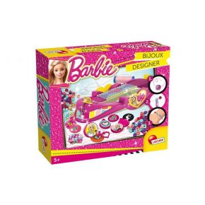 Real Fun Lisciani Barbie Bijoux Designer