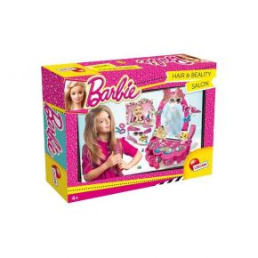 Real Fun Lisciani Barbie Hair & Beauty Salon