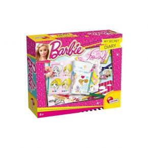 Real Fun Lisciani Barbie Secret Diary