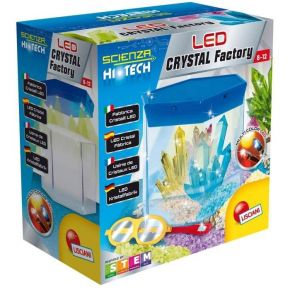 Real Fun Lisciani Led Crystal Factory