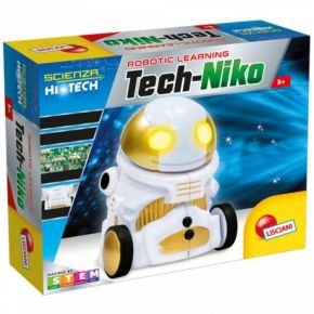 Real Fun Lisciani Robotic Learning Tech-Niko