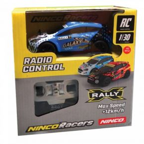 Real Fun Nincoracers X-Rally Galaxy
