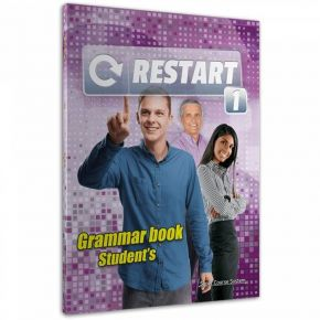 Restart 1 - Grammar Book
