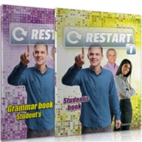 Restart 1 - Self-Study Edition (Student's Book + Glossary, Teacher's Book, MP3- CD)