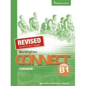 Revised Burlington Connect B1 - Companion (Γλωσσάριο)