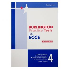 Revised Burlington Practice Tests For ECCE 2015 Book 4 - Student's Book (Βιβλίο Μαθητή)