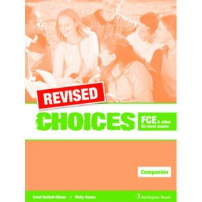 Revised Choices For FCE & Other B2 Level Exams - Companion (Γλωσσάριο)