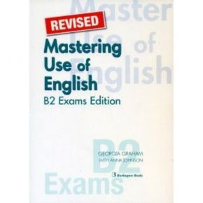 Revised Mastering Use Of English B2 Exam Edition - Student's Book (Βιβλίο Μαθητή)