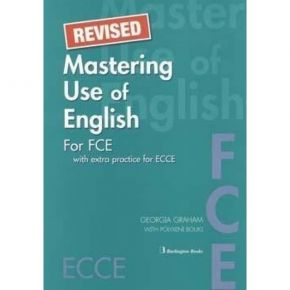 Revised Mastering Use Of English For FCE - Student's Book (Βιβλίο Μαθητή)