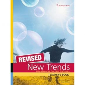 Revised New Trends For First Year Proficiency - Coursebook Teacher's Book (Βιβλίο Καθηγητή)