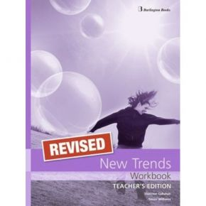 Revised New Trends For First Year Proficiency - Workbook Teacher's Book (Βιβλίο Ασκήσεων Καθηγητή)