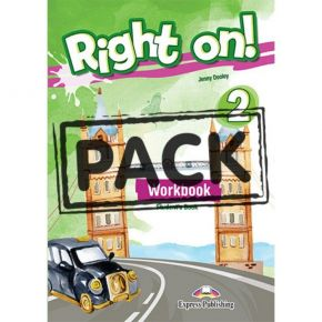 Right On 2 - Workbook (Βιβλίο Ασκήσεων+DigiBook App.)