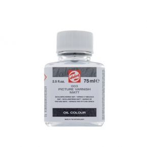 Royal Talens Amsterdam Picture Varnish Matt Oil Color Νο003 75ml