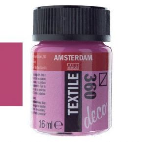 Royal Talens Amsterdam Textile Oriental Red No360 16ml