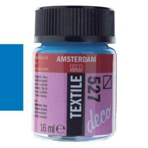 Royal Talens Amsterdam Textile Sky Blue No527 16ml