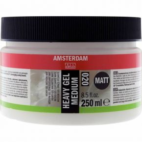 Royal Talens Heavy Gel Medium Matt 020 Amsterdam 250 ml