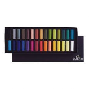 Royal Talens Soft Pastels Rembrandt Half Set Basic 30τεμ. 300C30.5