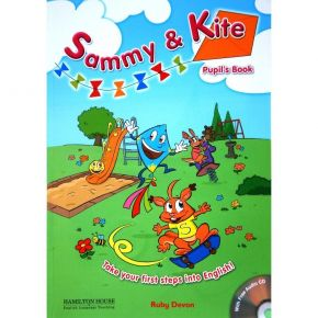 Sammy & Kite Pre-Junior Pupil's Book (Βιβλίο Μαθητή)