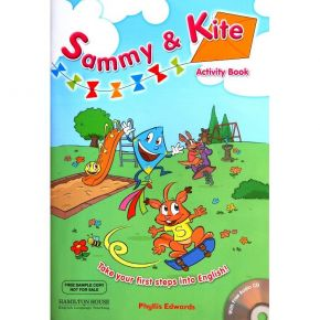 Sammy & Kite Pre-Junior WorkBook (Βιβλίο Ασκήσεων)