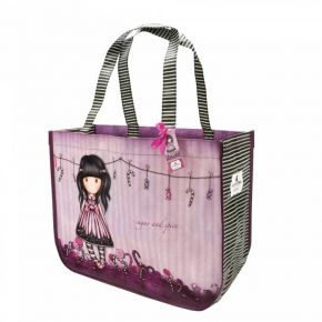 Santoro Gorjuss Shopping Bag Sugar And Spice 253GJ10