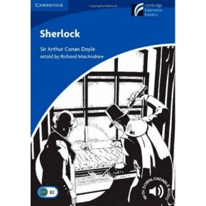 Sherlock - Cambridge Discovery Readers B2