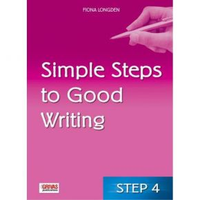 Simple Steps To Good Writing Step 4