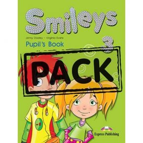 Smiles 3 - Pupil's Pack (Pupil's Book+Alphabet Book+CD)