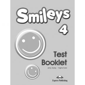 Smiles 4 (Junior B) - Test Booklet