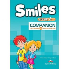 Smiles Junior A - Companion (Vocabulary & Grammar Practice)