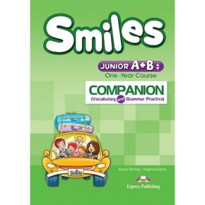 Smiles Junior A+B One Year Course - Companion (Vocabulary & Grammar Practice)