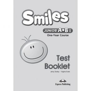 Smiles Junior A+B One Year Course - Test Booklet