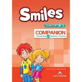 Smiles Junior B - Companion (Vocabulary & Grammar Practice)