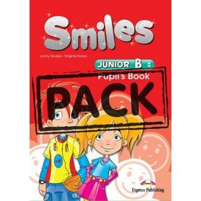 Smiles Junior B - Pupil's Pack (Pupil's Book+CD+i-eBook)