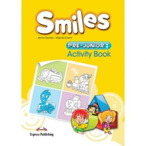 Smiles Pre Junior - Activity Book (Βιβλίο Ασκήσεων)