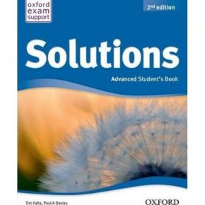 Solutions Advanced - Student Book (Βιβλίο Μαθητή)